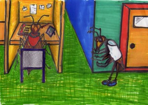 Bug colour1 300x213  Call Center Hell: The Final 5