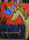 Steph Unicorn Cure#11: Love in the dark and unicorns
